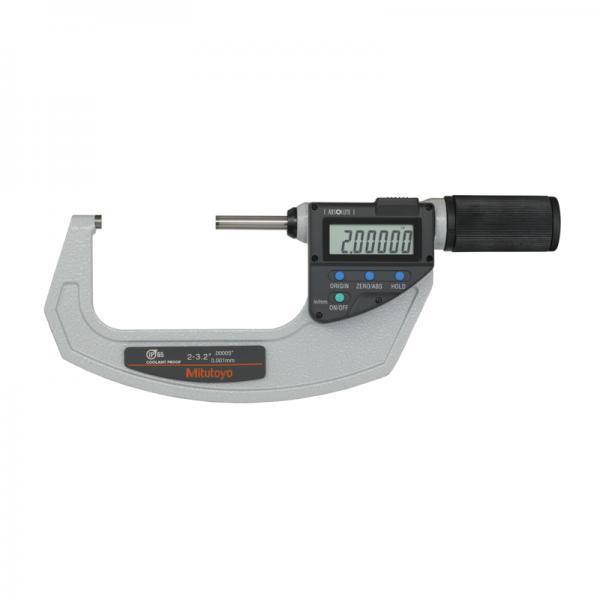 Mitutoyo 293-678-20 Digimatic Absolute Micrometer QuickMike 50-81mm (2-3.2″)