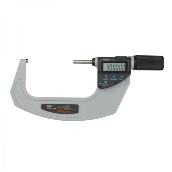 Mitutoyo 293-679-20 Digimatic Absolute Micrometer QuickMike 75-105mm (3-4.2″)