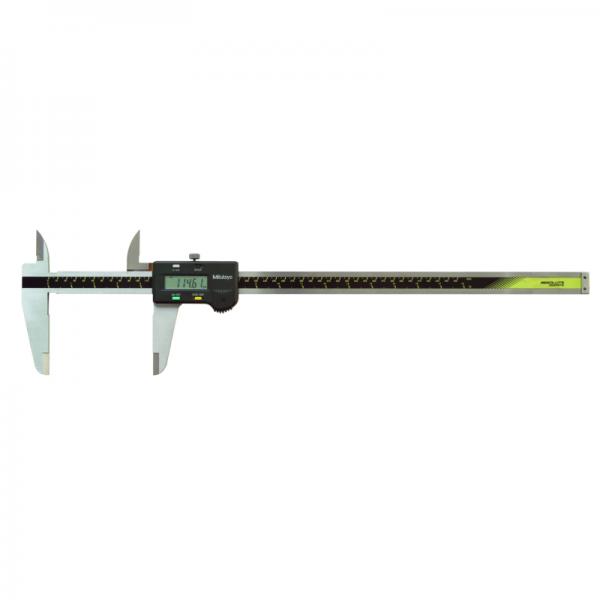 "Mitutoyo 500-505-10 ABSOLUTE Digimatic Long Beam Caliper 0-450mm (0-18"") SPC Data Output"