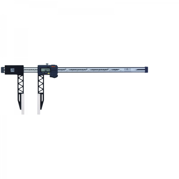 "Mitutoyo 552-160-10 ABSOLUTE Digimatic Long Jaw Carbon Fibre IP66 Caliper 0-450mm (0-18"")"