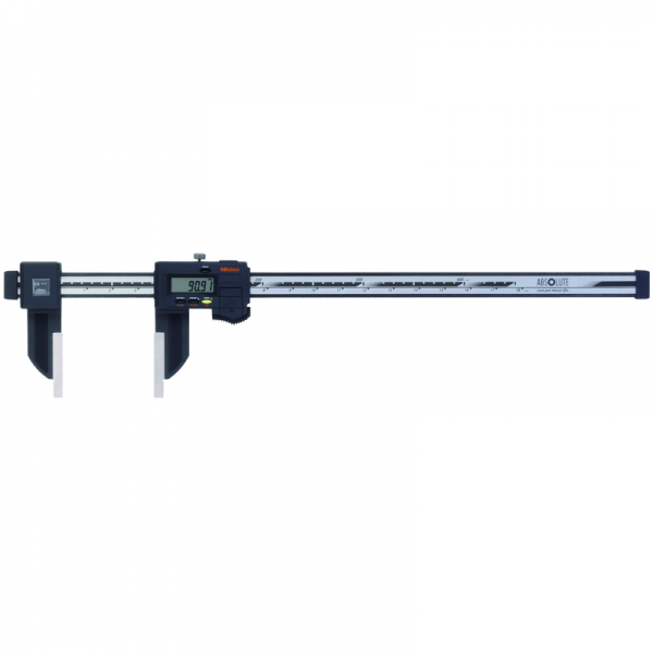 "Mitutoyo 552-312-10 ABSOLUTE Digimatic Carbon Fibre IP66 Caliper 0-450mm (0-18"") SPC Data Output"