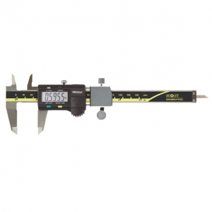 """Mitutoyo 573-281-30 ABSOLUTE Digimatic Snap Caliper 0-100mm (0-4"""") SPC Data Output"""
