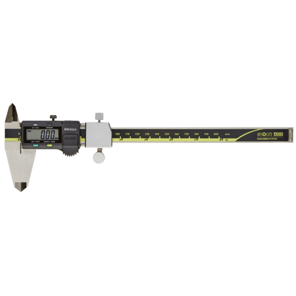 "Mitutoyo 573-282-30 ABSOLUTE Digimatic Snap Caliper 0-150mm (0-6"") SPC Data Output"