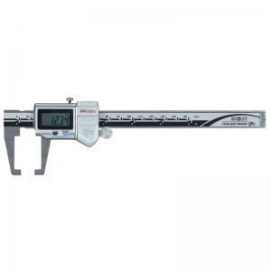 "Mitutoyo 573-751-20 ABSOLUTE Digimatic Neck Jaw IP67 Caliper 0-150mm (0-6"")"