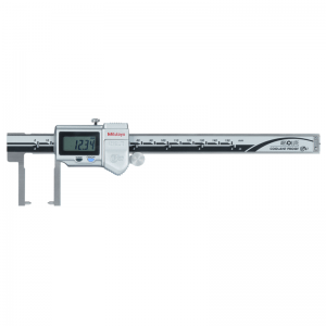 """Mitutoyo 573-752-20 ABSOLUTE Digimatic Neck Jaw Point Type IP67 Caliper 0-150mm (0-6"""")"""