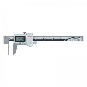 """Mitutoyo 573-761-20 ABSOLUTE Digimatic Tube Thickness IP67 Caliper 0-150mm (0-6"""") SPC Data Output"""