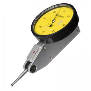 Mitutoyo 513-404-10E Dial Test Indicator, Horizontal Type 0.8mm, 0.01mm, 8mm Stem