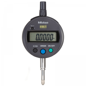 "Mitutoyo 543-782 Digital Indicator ID-S Inch/Metric, 0.5"", 0.0005"", Lug Back"