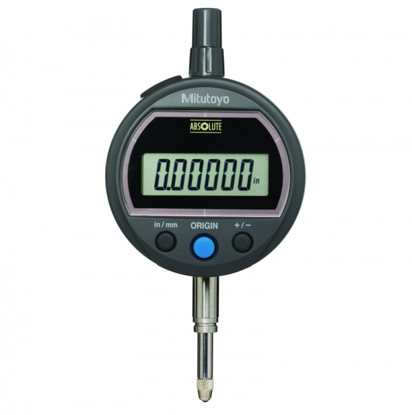 "Mitutoyo 543-501 ABSOLUTE Digimatic Solar Indicator (0.001mm) ID-SS Lug Back 12.7mm (0.5"")"