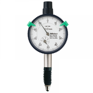 Mitutoyo 1044S-60 (0.01mm) Lug Back Compact Dial Indicator IP63 5mm