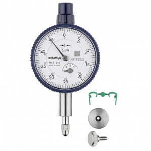 Mitutoyo 1124S (0.005mm) Compact Dial Indicator 3.5mm
