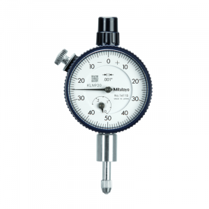 "Mitutoyo 1411S (0.001"") Lug Back Compact Dial Indicator 0.25"""