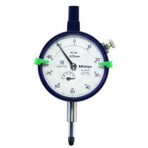 Mitutoyo 2044S-09 (0.01mm) Lug Back Shockproof Dial Indicator 5mm