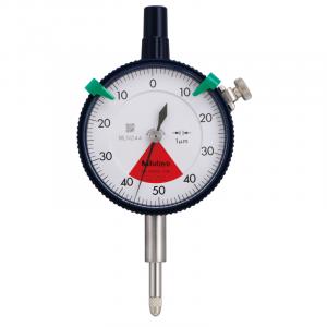 Mitutoyo 2900S-10 (0.001mm) Lug Back One Revolution Shockproof Dial Indicator 0.8mm