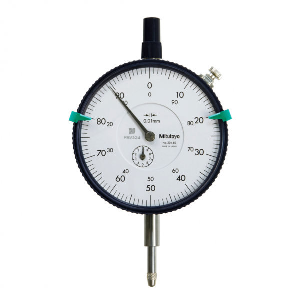 Mitutoyo 3046S (0.01mm) Lug Back Large Dial Indicator 10mm