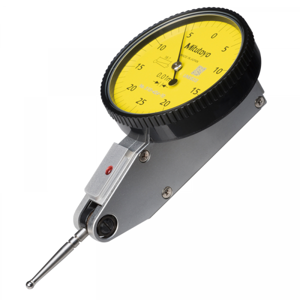 Mitutoyo 513-424-10E (0.01mm) Horizontal Type Dial Test Indicator 0.5mm