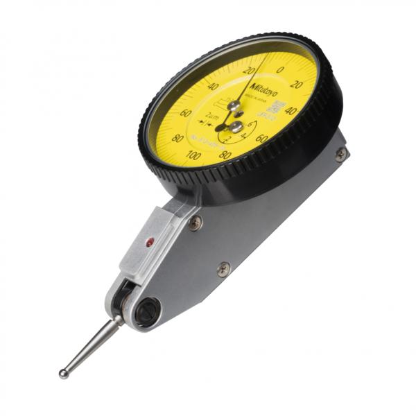 Mitutoyo 513-425-10E (0.002mm) Horizontal Type Dial Test Indicator 0.6mm