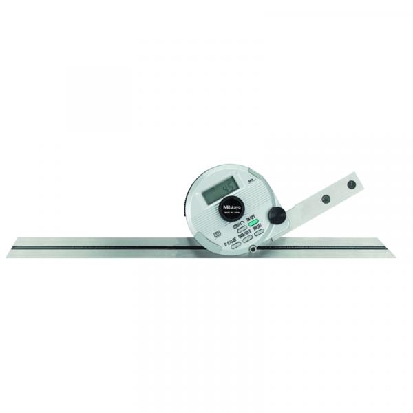 """Mitutoyo 187-552 Digimatic Universal Protractor 300mm (12"""")"""