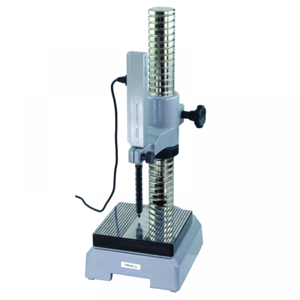 Mitutoyo 215-505-10 Comparator Gauge Stand Hardened Steel Anvil 150x150mm Square Anvil