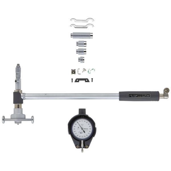 Mitutoyo 511-825 Bore Gauge 2 Point Inside Measurement Instrument 150-250mm