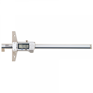 "Mitutoyo 571-264-20 ABSOLUTE Digimatic Proof Hook End IP67 Depth Gauge 10-160mm (0.4-6.4"")"