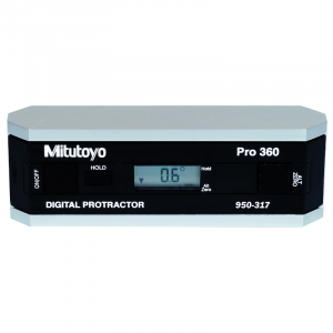 Mitutoyo 950-317 Digital Precision Level 360° Protractor