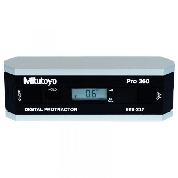 Mitutoyo 950-317 Digital Precision Level 360° Protractor