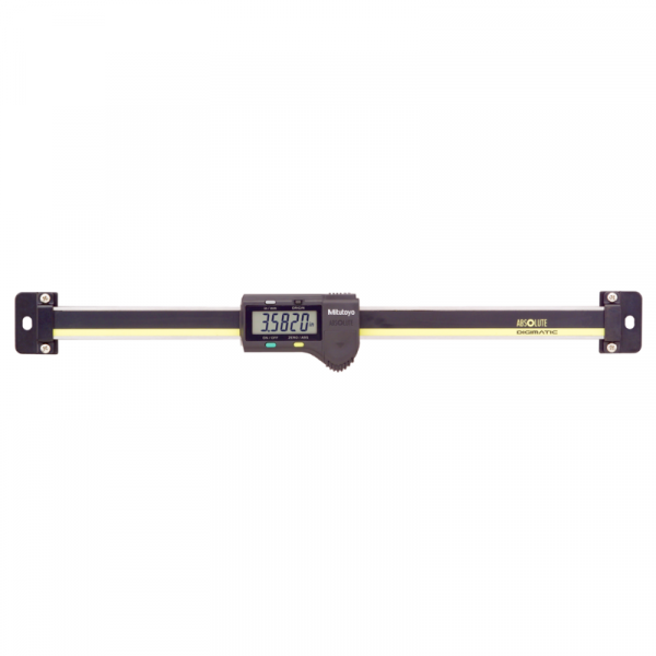 """Mitutoyo 572-212-30 ABSOLUTE Digimatic Scale 0-200mm (0-8"""")"""