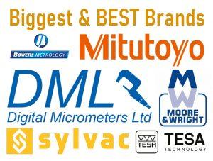 Best metrology brands