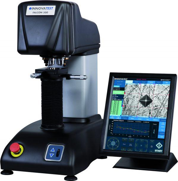 INNOVATEST W-500 FALCON 500 Micro/Macro Vickers Hardness Tester