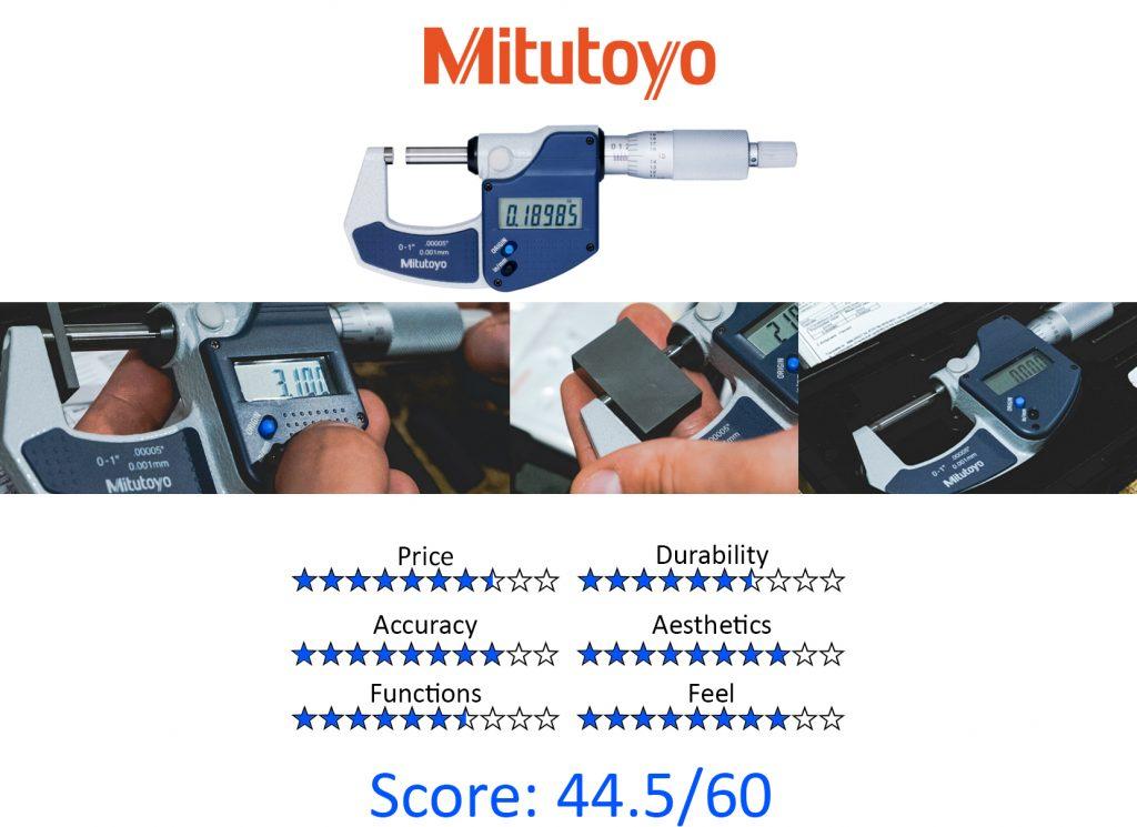 DML, 9 Best Digital Micrometers - Mitutoyo 293-831-30 Digital Micrometer