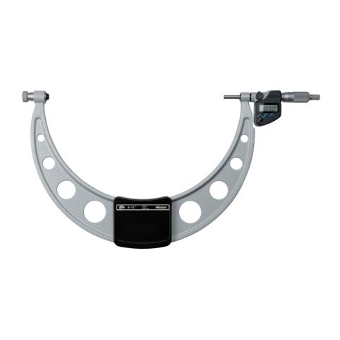 "Mitutoyo 340-352-30 Digital IP65 Micrometer Interchangeable Anvil 125-250mm (6-12"")"