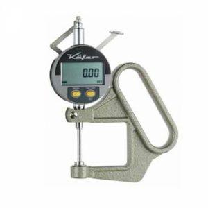"""Kafer JD50/25 (0.01mm) Digital Thickness Gauge 0-25mm (0-1"""")"""