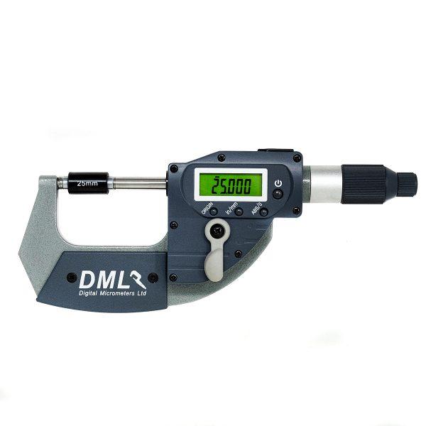 DML DM5050 Digital Snap Micrometer 25-50mm (1-2″)