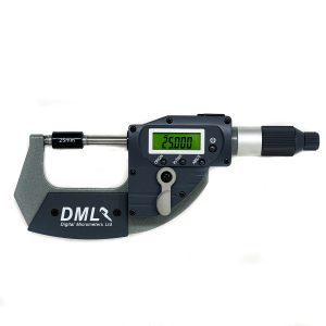 DML DM5050 Digital Snap Micrometer 25-50mm