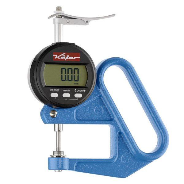 Kafer JD50 TOP (0.01mm) Digital Thickness Gauge 12.5mm