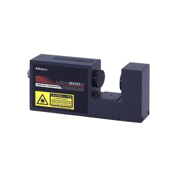Mitutoyo 544-532 Laser Scan Micrometer LSM-500S Visible 0.005-2 mm