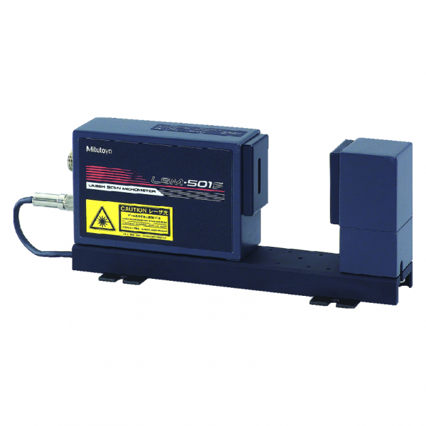 Mitutoyo 544-534 Laser Scan Micrometer LSM-501S Visible 0.05-10 mm