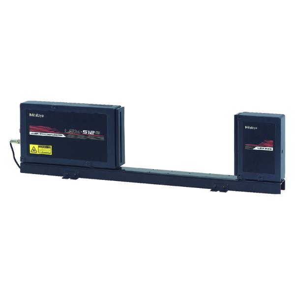 Mitutoyo 544-540 Laser Scan Micrometer LSM-512S Visible 1-120mm