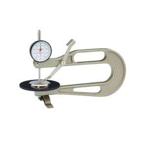 Kafer 9073-2 (0.01mm) Fleece Dial Thickness Gauge 200mm Jaw 0-28mm