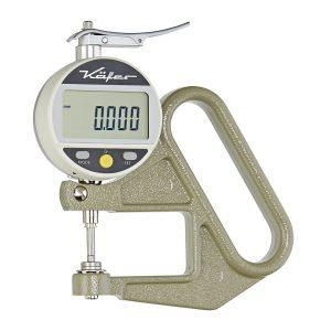 Kafer FD50 (0.001mm) Digital Thickness Gauge 50mm Jaw 0-12.5mm