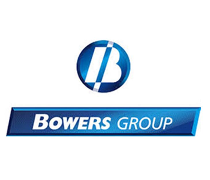 bowes group logo white background