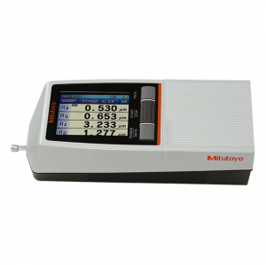"""Mitutoyo 178-561-12E Surftest SJ-210 Surface Roughness Tester [inch/mm] """"R5µm; 4mN"""" 16mm"""