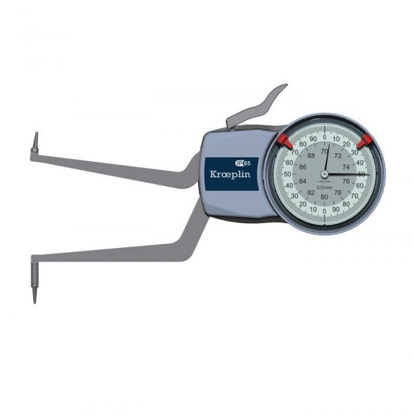Kroeplin H270 Internal Metric Caliper 70-90mm