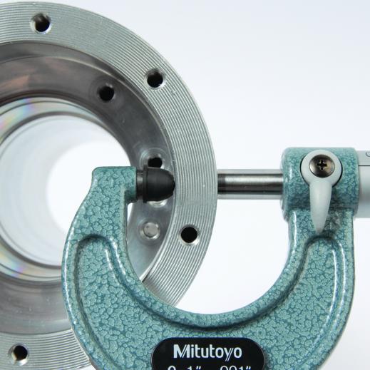 ball anvil micrometer